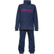 Bergans Smådøl Set Kids Navy/Hot Pink
